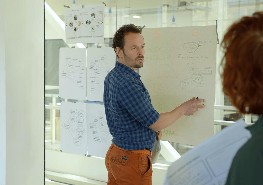 Design thinking presentatie